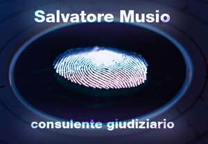 Salvatore Musio, consulente giudiziario